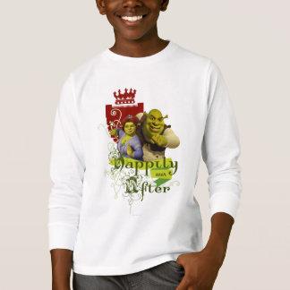T-shirt Feliz sempre em seguida