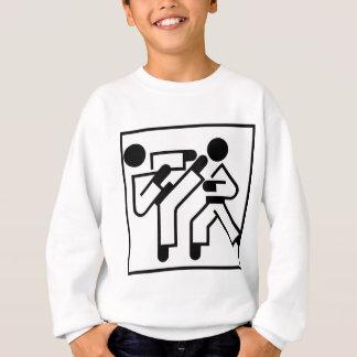 T-shirt Figuras das artes marciais