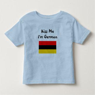 T-shirt fino do jérsei da criança