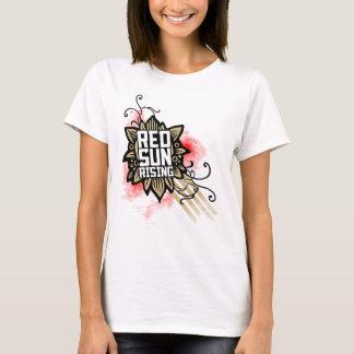 T-shirt Flor da menina de RSR