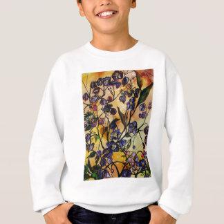 T-shirt Flores de flutuação