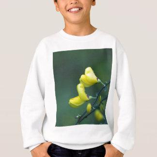 T-shirt Flores de um arbusto alemão do Greenweed, alemão