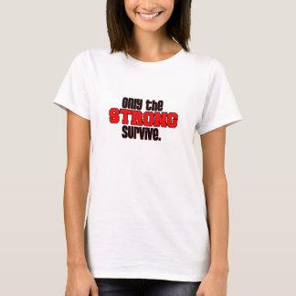 T-shirt Forte - vermelho