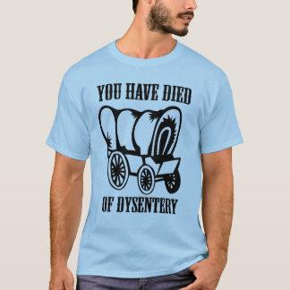 T-shirt Fuga de Oregon