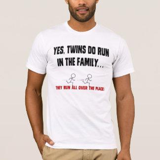 T-shirt Funcionam todos os lados!