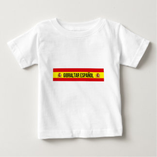 T-shirt Gibraltar Español - espanhol Gibraltar