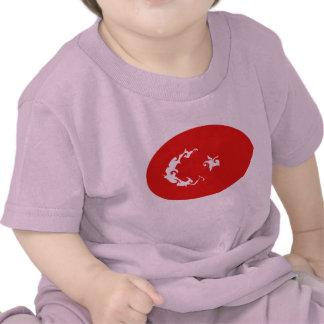 T-shirt Gnarly da bandeira de Turquia