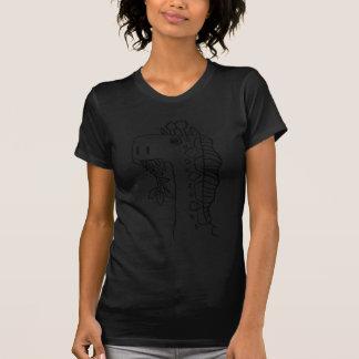 T-shirt Grama que come o @doodlejohn do girafa