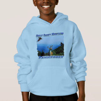 T-shirt Great Smoky Mountains, Tenn caçoa a camisola