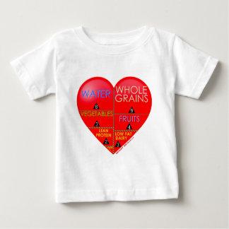 T-shirt Guia diário das parcelas