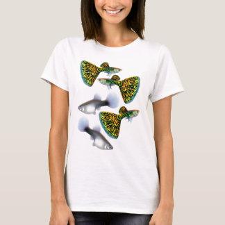 T-shirt Guppies do Fantail