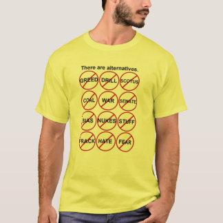 T-shirt Há umas alternativas