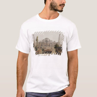 T-shirt Haghia Sophia, Constantinople, bar. 1852 (cor l