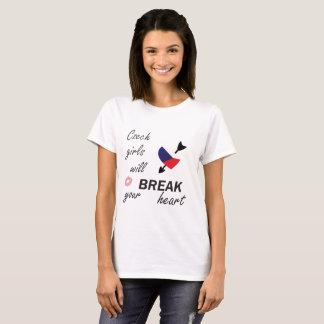 T-shirt Heartbreaker checo