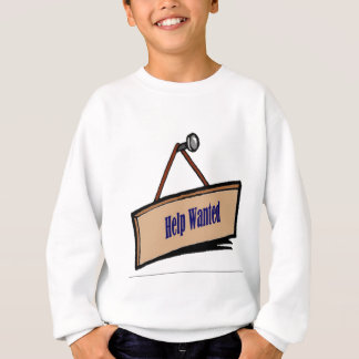 T-shirt helpwanted