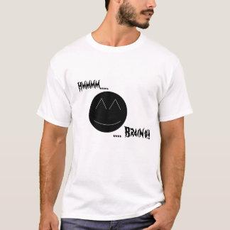 T-shirt Hmmm… Cérebros
