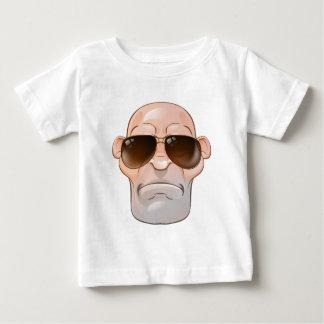 T-shirt Homem resistente médio dos desenhos animados