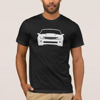 T-shirt Homens escuros gráficos de Chevrolet Camaro