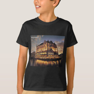 T-shirt Hotel-Europa-Amsterdão-Países Baixos [kan.k]