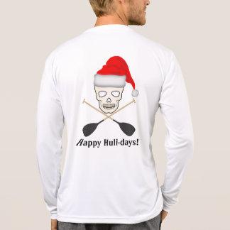 T-shirt Huli-dias felizes