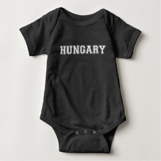 T-shirt Hungria