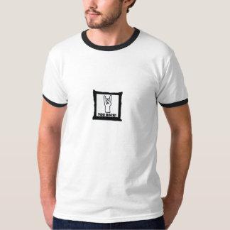 T-shirt I Love Rock & Roll !