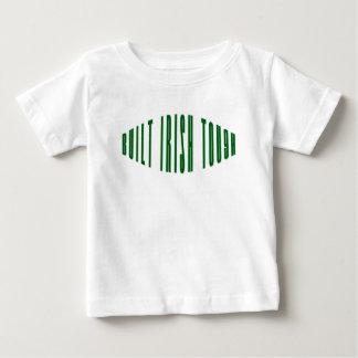 T-shirt Irlandês construído resistente