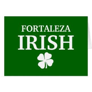 T-shirt irlandês feito sob encomenda orgulhoso da  cartoes