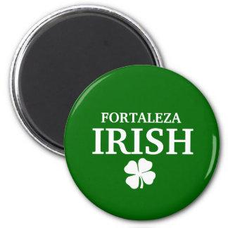 T-shirt irlandês feito sob encomenda orgulhoso da  imã de refrigerador