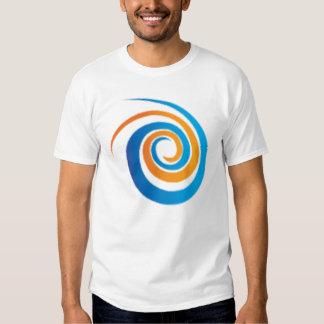 T-shirt jogado superior dos jogos