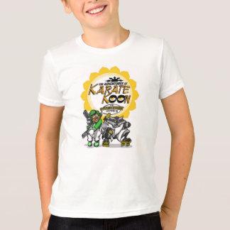 T-shirt Karaté Koon (e primo afortunado)