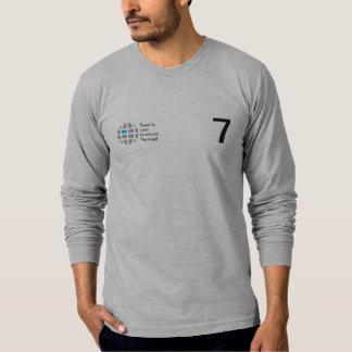 T-shirt Lean Academy Portugal - 7 desperdicios mortais