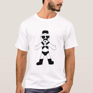 T-Shirt Leather Man