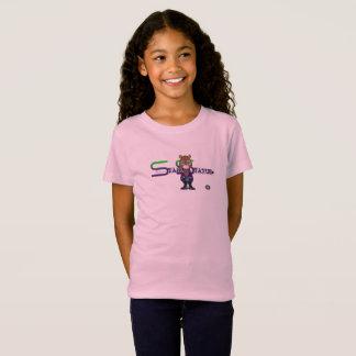 T-shirt legal do urso do roupa do estado da