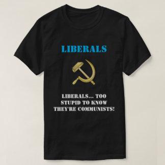 T-shirt liberal