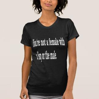 T-shirt Lisp fêmea, 2b