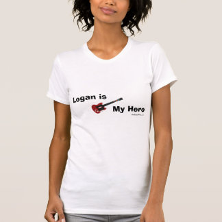T-shirt Logan é meu