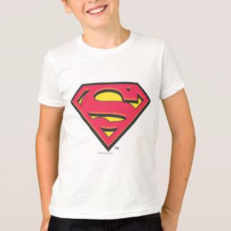 T-shirt Logotipo clássico do S-Protetor | do superman