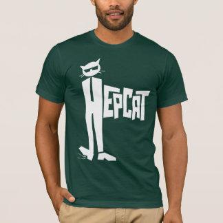 T-shirt Logotipo do Estar-Gato