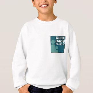 T-shirt Logotipo semanal dos pais do geek