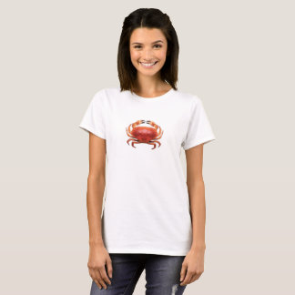 "T-shirt Low Poly Crab Shirt ""girls """