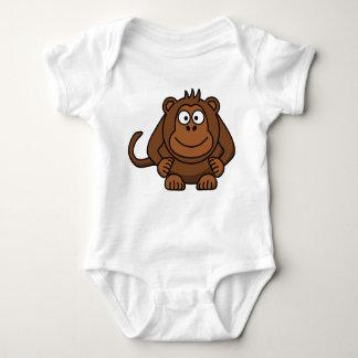 T-shirt Macaco bonito