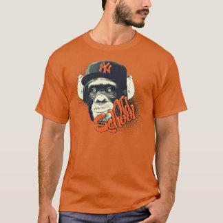 T-shirt Macaco da velha escola