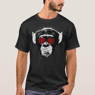 T-shirt Macaco engraçado