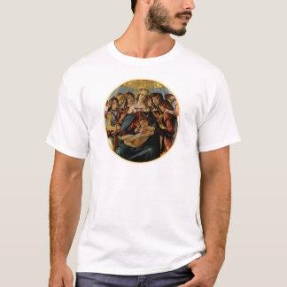 T-shirt Madonna da romã - Botticelli