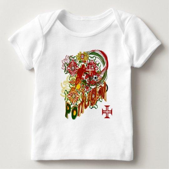 T-shirt Manga comprida Selecção Portuguesa