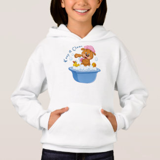 T-shirt Mantenha-o limpo