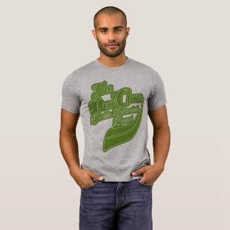 T-shirt Marca Barreled do clã do orvalho dobro na moda