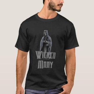 T-shirt mau da Virgem Maria