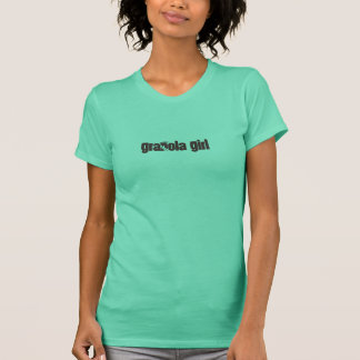 T-shirt Menina do Granola